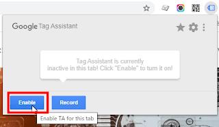 Chrome拡張機能「Google Tag Assistant」でトラッキングIDを調べる